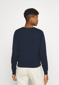Dedicated - KNITTED SWEATER ARENDAL SNOOPY NAVY - Pullover - navy - 2