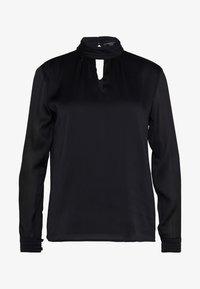 Esprit Collection Petite - STRUCTURED - Pusero - black - 3