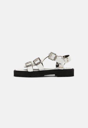 SPECTOR - Sandals - white