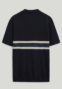Massimo Dutti - Polo shirt - blue-black denim - 6