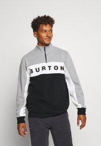 Burton - LOWBALL ZIP - Sweatshirt - grey - 0