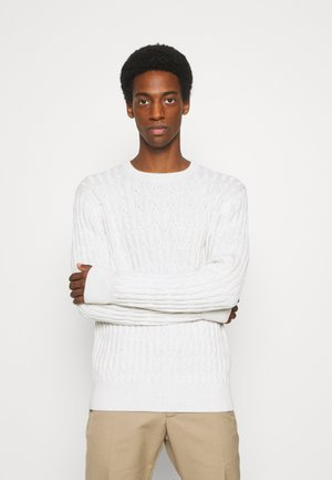 SECABLE - Jumper - off white