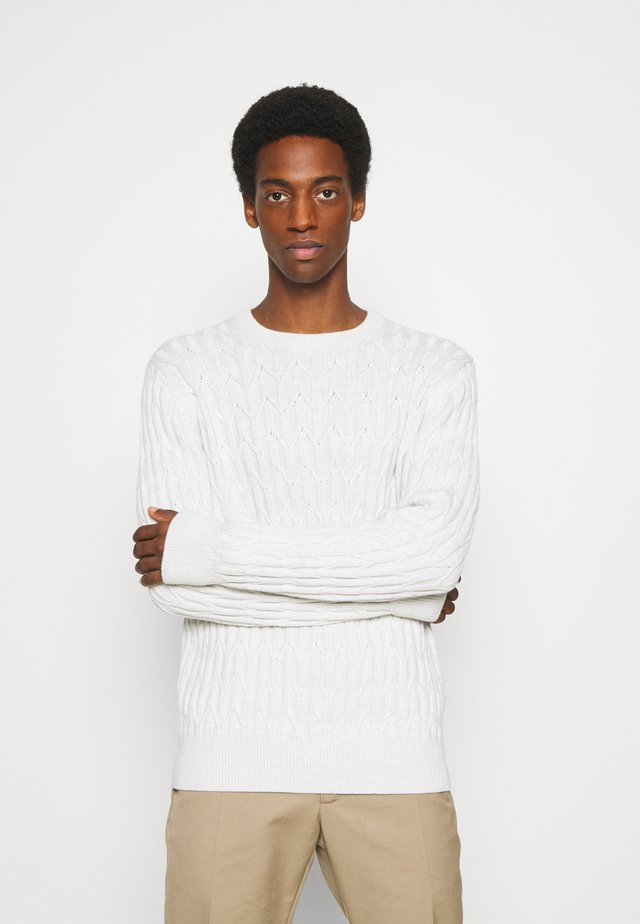 SECABLE - Neule - off white