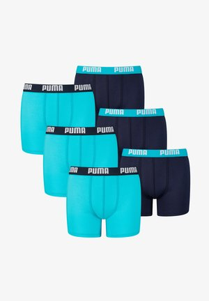 6 PACK  - Pants -  bright blue