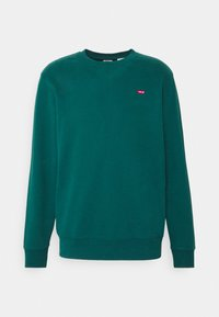 Levi's® - NEW ORIGINAL CREW UNISEX - Sweatshirt - greens - 3