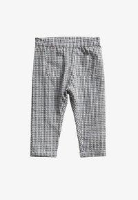 Mango - Trousers - grijs - 0