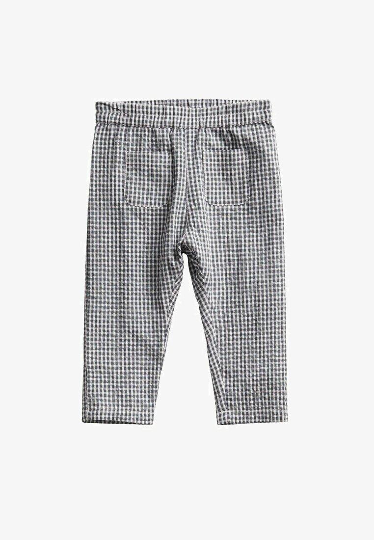 Mango - Trousers - grijs