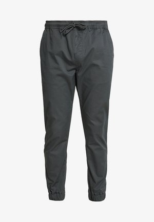 TRUC CUFF - Trousers - dark grey