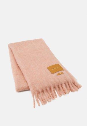 BLANKET SCARF - Sjaal - blend pink
