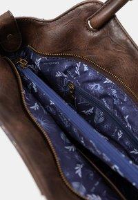 Desigual - BOLS FREYJA NOIVA - Handbag - blue - 5