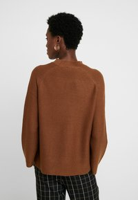 s.Oliver BLACK LABEL - LANGARM - Jumper - winter hazelnut - 2