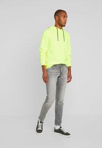 TOM TAILOR - JOSH - Straight leg jeans - used light stone grey denim - 1
