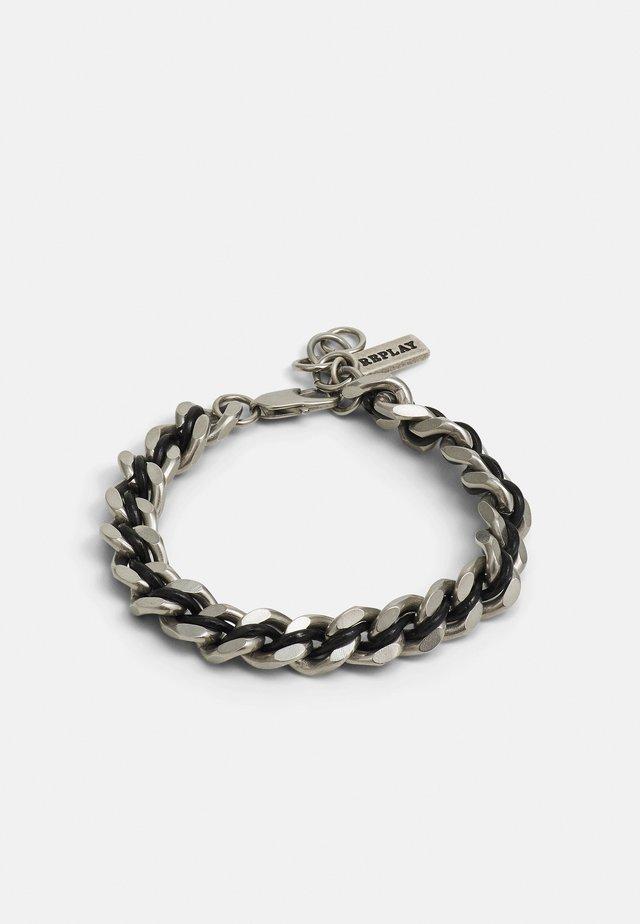 BRACELET UNISEX - Armband - silver-coloured