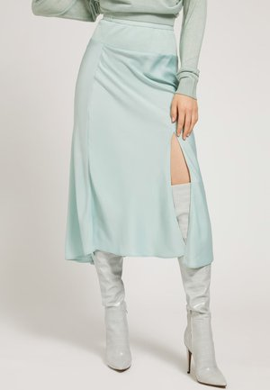 ALTEA SKIRT - A-line skirt - himmelblau