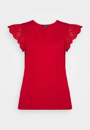 SUBLIME - Print T-shirt - orient red