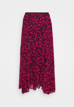 DEBRA - A-line skirt - black
