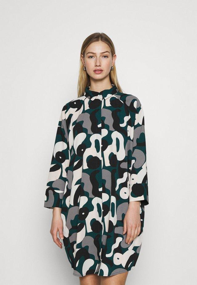 MOA RAGLAN SHIRTDRESS - Shirt dress - multicolor