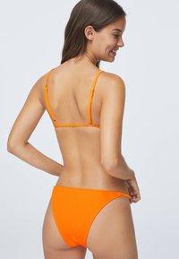 OYSHO - Bikiniöverdel - orange - 2