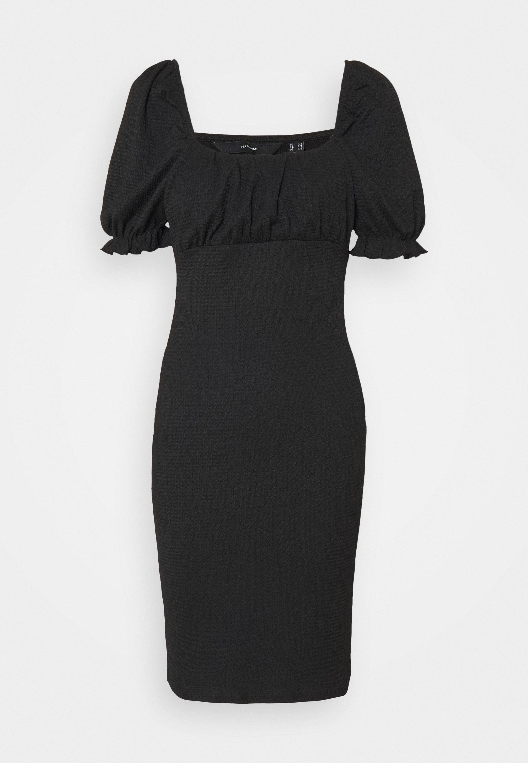 Mujer VMNINA SHORT DRESS - Vestido de tubo