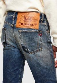 Diesel - Slim fit jeans - dark blue - 6