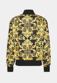 Versace Jeans Couture - TECNICAL - Bomber Jacket - black - 9