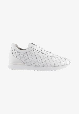 ATTRACT MIR FLECHTUNG - Trainers - white