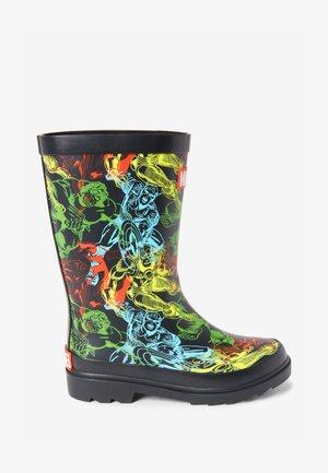 Høje støvler/ Støvler - multi-coloured