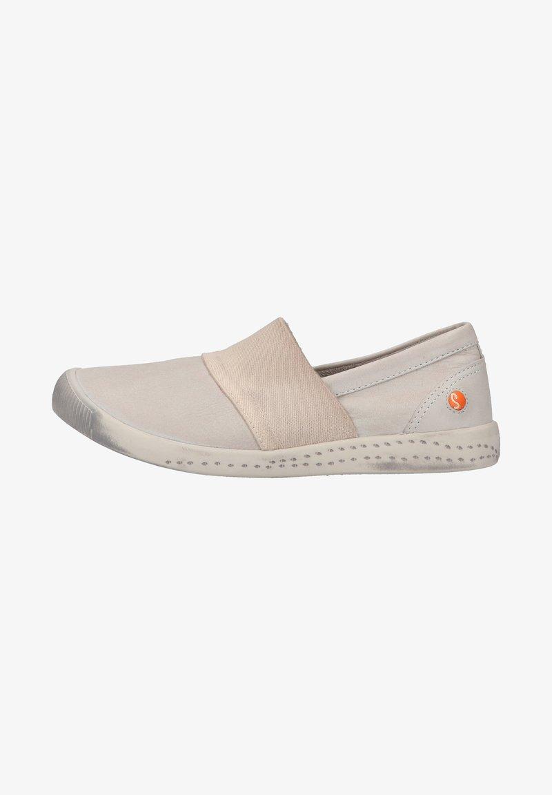 Softinos - Nazouvací boty - light grey