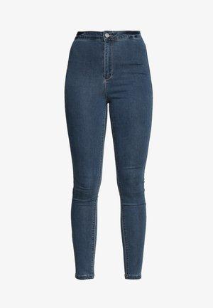 VICE HIGHWAISTED - Jeans Skinny Fit - stonewash