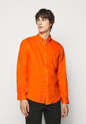 PIECE DYE  - Chemise - sailing orange