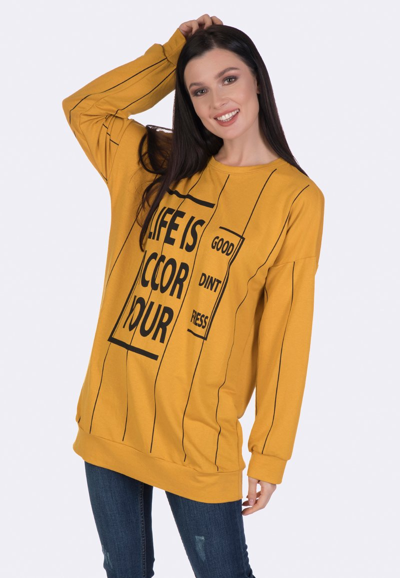 Felix Hardy - Sweatshirt - mustard