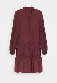 Trendyol - BORDO - Day dress - burgundy - 0