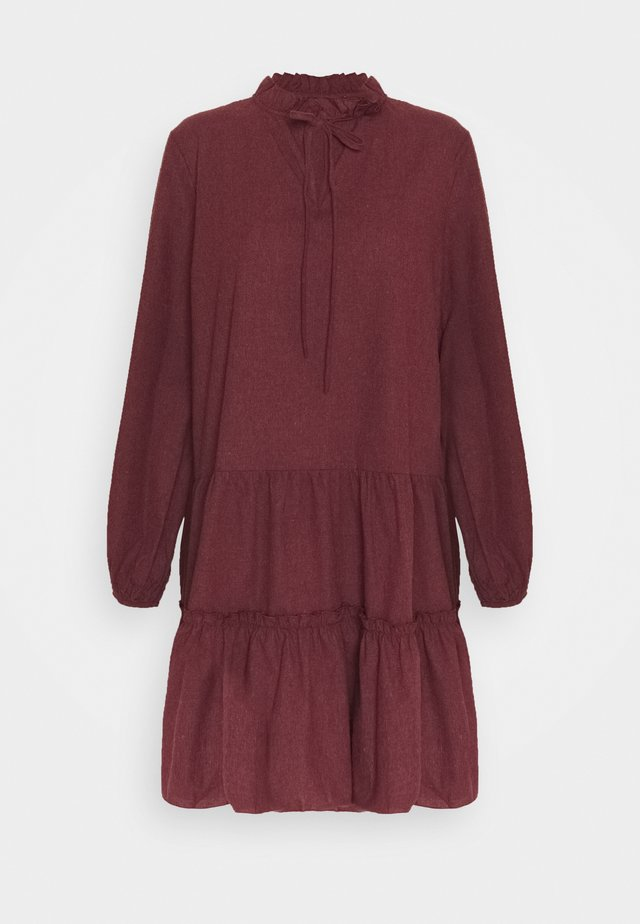 BORDO - Robe d'été - burgundy
