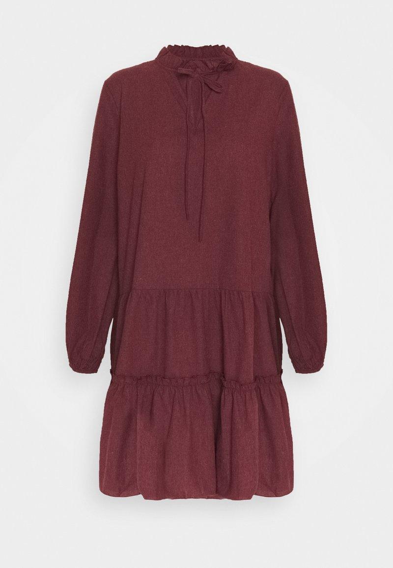 Trendyol - BORDO - Day dress - burgundy