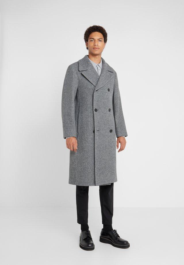 DALSTON - Classic coat - charcol