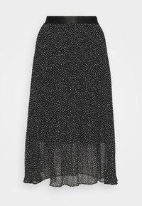 edc by Esprit - SKIRT - A-line skirt - black - 5