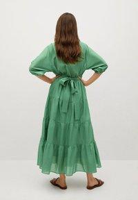 Mango - Maxi dress - grün - 1
