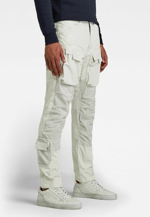 Cargo trousers - oyster blue