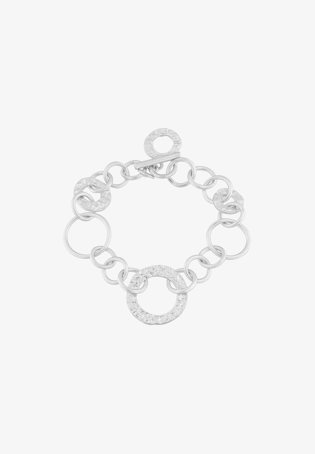 AMBER  - Armband - silver plating