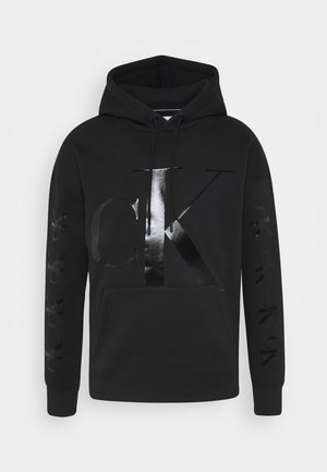 ECO FASHION HOODIE UNISEX - Hoodie - black