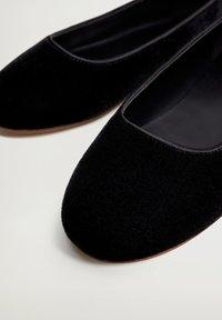 Mango - ANETTE - Ballet pumps - zwart - 5