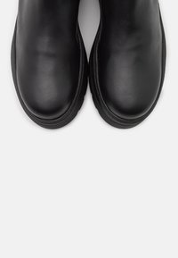 Pavement - AYA ZIPPER - Platåstøvler - black - 5