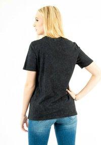 Superdry - Print T-shirt - noir - 2