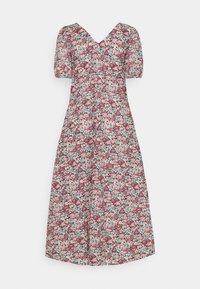 YAS - YASTULIA DRESS - Day dress - rosewood/tulia - 1