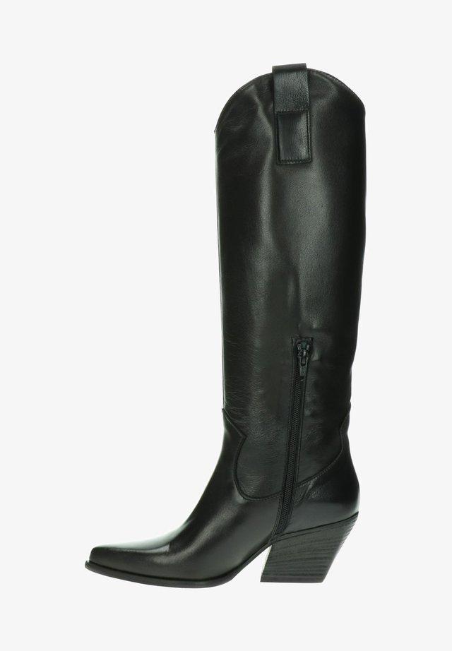 LAARS - Laarzen - zwart