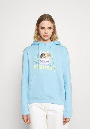 VENUS ANGELS HOODIE - Sweater - pale blue