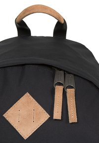 Eastpak - INTO THE OUT - Rucksack - black/yellow - 3