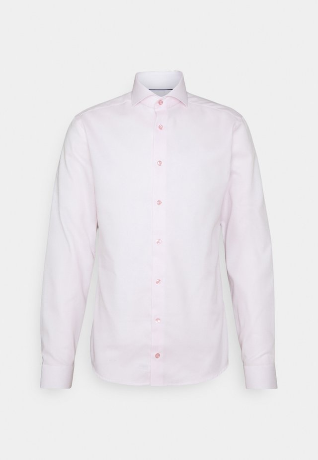 SUPER SLIM - Camicia elegante - pink/red