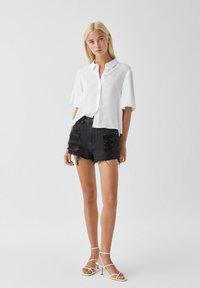 PULL&BEAR - Overhemdblouse - white - 1