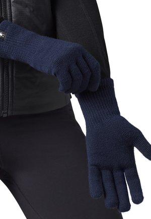 LINER - Gloves - deep navy